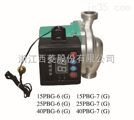 温控循环泵