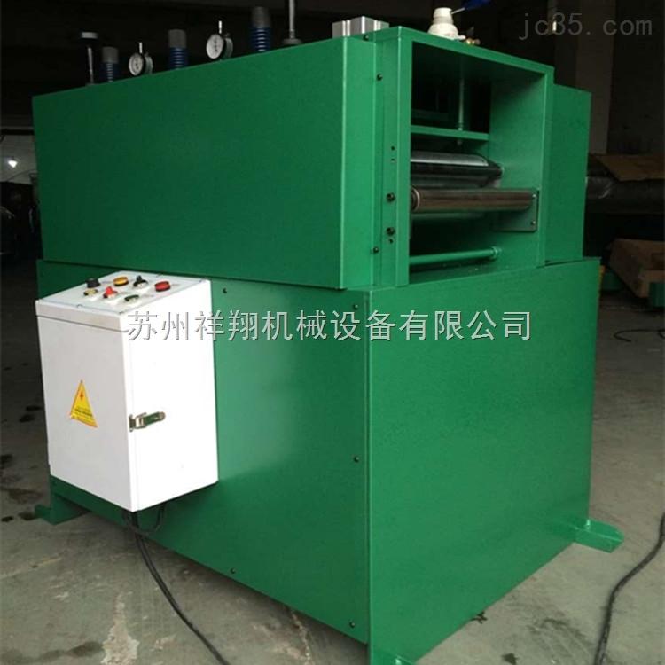 厚板整平机(0.5~4.5mm)冲压铜板、铝板、镀锌板矫正机、校平机