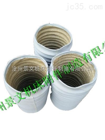 钢丝骨架负压高温伸缩软管生产商