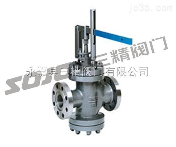 减压阀图片系列:Y45H杠杆式蒸汽减压阀,高温减压阀,不锈钢减压阀