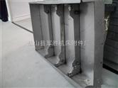 数控机床伸缩型钢板防护罩生产厂家