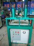 银江-YJ--终身维护半自动不锈钢防盗网打孔机方管液压冲孔机厂家