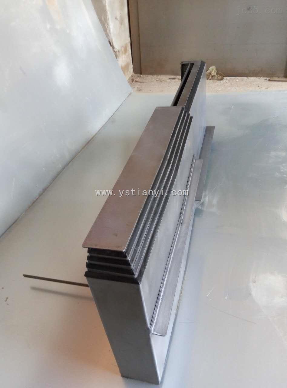 供应昆机机床钢板防护罩