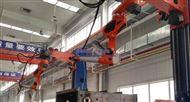 库比克吊挂式第七轴机器人