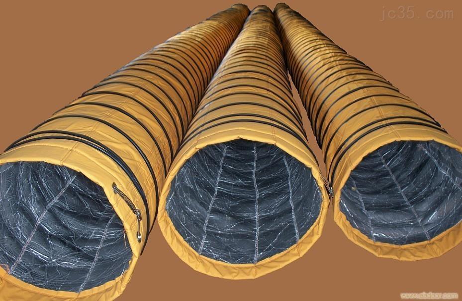 800度高温风管 焊接专用热风管