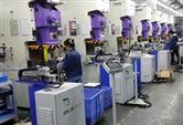 自动化冲压机器人机械手设备 五金钣金冲压机械手