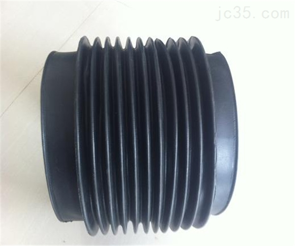 防油伸缩式油缸防尘套