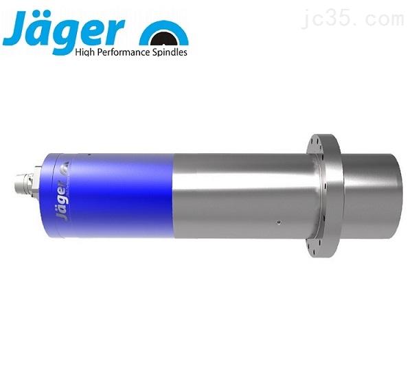 德国品牌Jager低速钻孔攻丝高速精加工电主轴