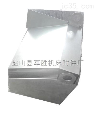 数控机床导轨钢板防护罩制作厂家