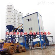 云南个旧环保型HZS120混凝土搅拌站温暖客户心