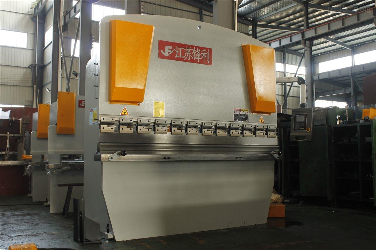江苏锋利数控液压不锈钢折弯机(DA41) WC67K-100T/2500