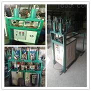沧州高速液压不锈钢方管型材打孔机