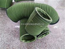 銷售帆布伸縮軟連接 大口徑加厚耐磨帆布軟連接