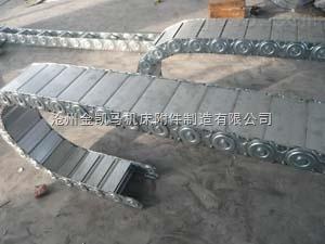 桥式油管防护钢铝拖链、金属隐藏线缆钢制拖链市场