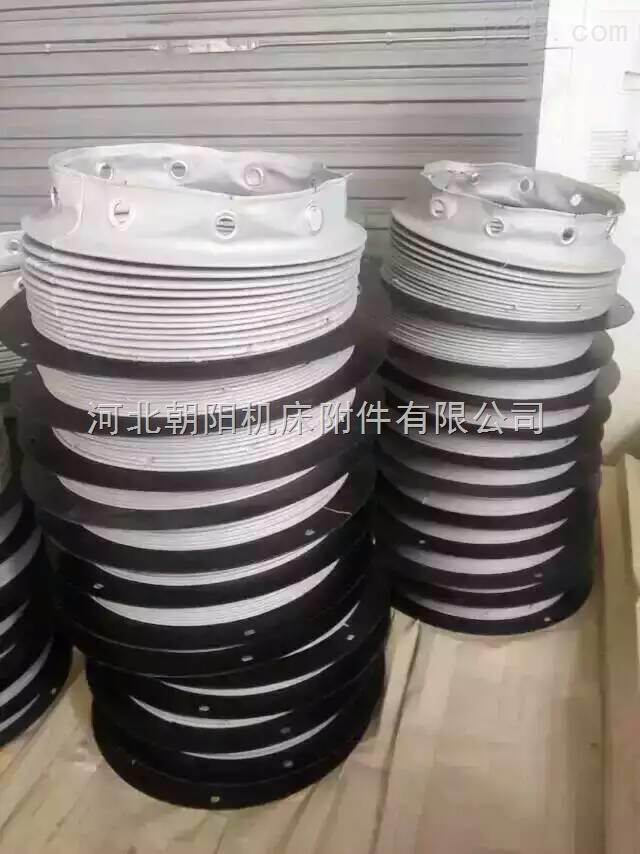 按客户要求来定凹版印刷机防尘软连接管
