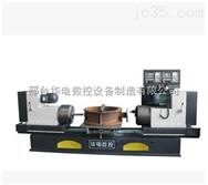 華電數控鉆床專為蝶閥加工設計  雙面均滿足鏜銑功能