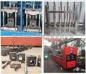温州莆田不锈钢防护栏自动定位打孔机管材数控冲床