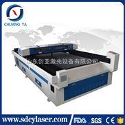 100W激光裁布机出口国外切割设备