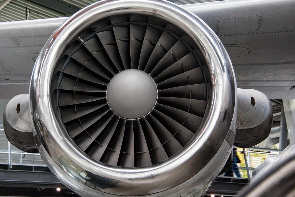 换个视角看飞机 发现发动机之美