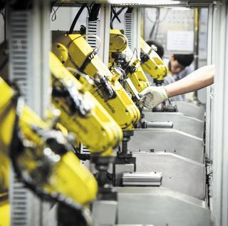 东莞中小企业产业结构