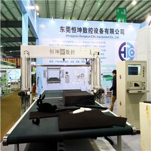 hk20-海绵切割机厂家 海绵刀片切割机